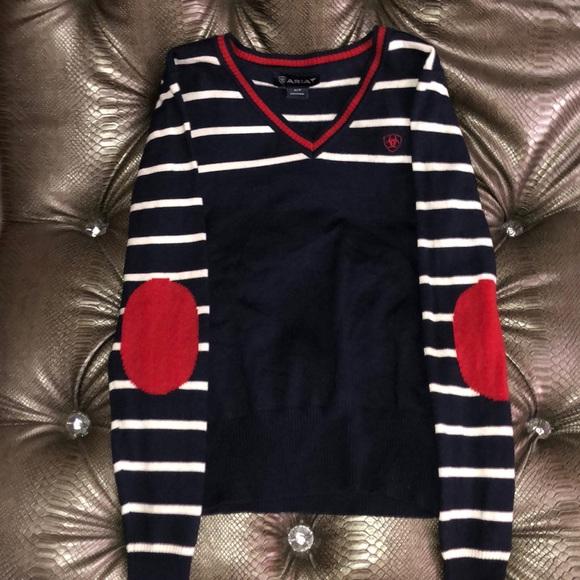 ARIAT Womens Cotton Ramiro Sweatershirt